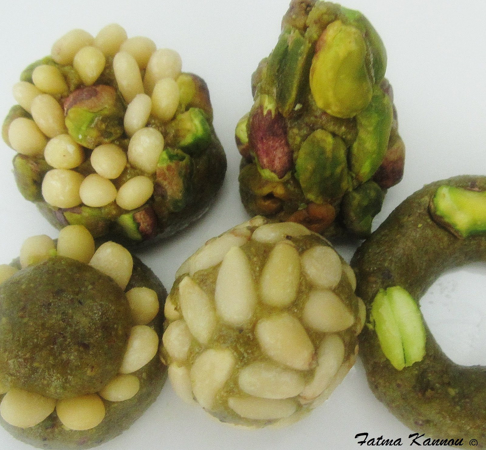 Patisserie tunisienne ramadan - Tastira cuisine tunisienne ...