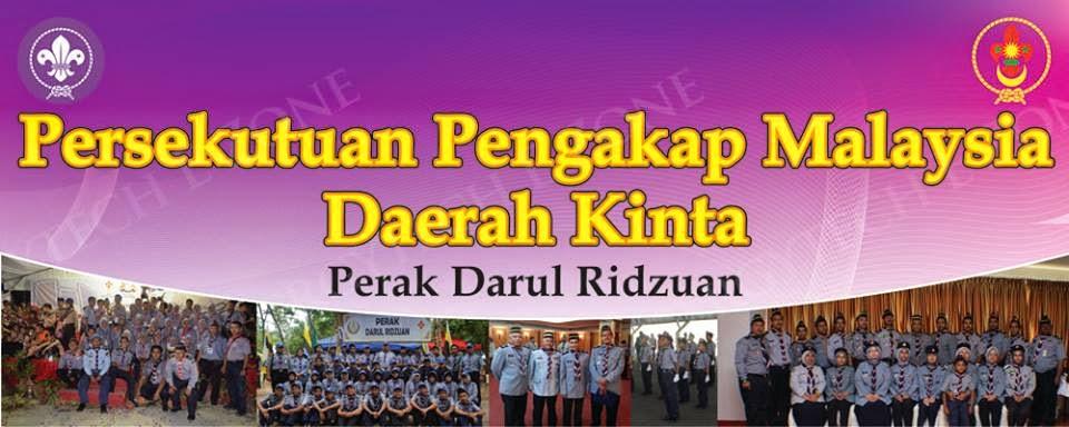 Persekutuan Pengakap Malaysia Daerah Kinta