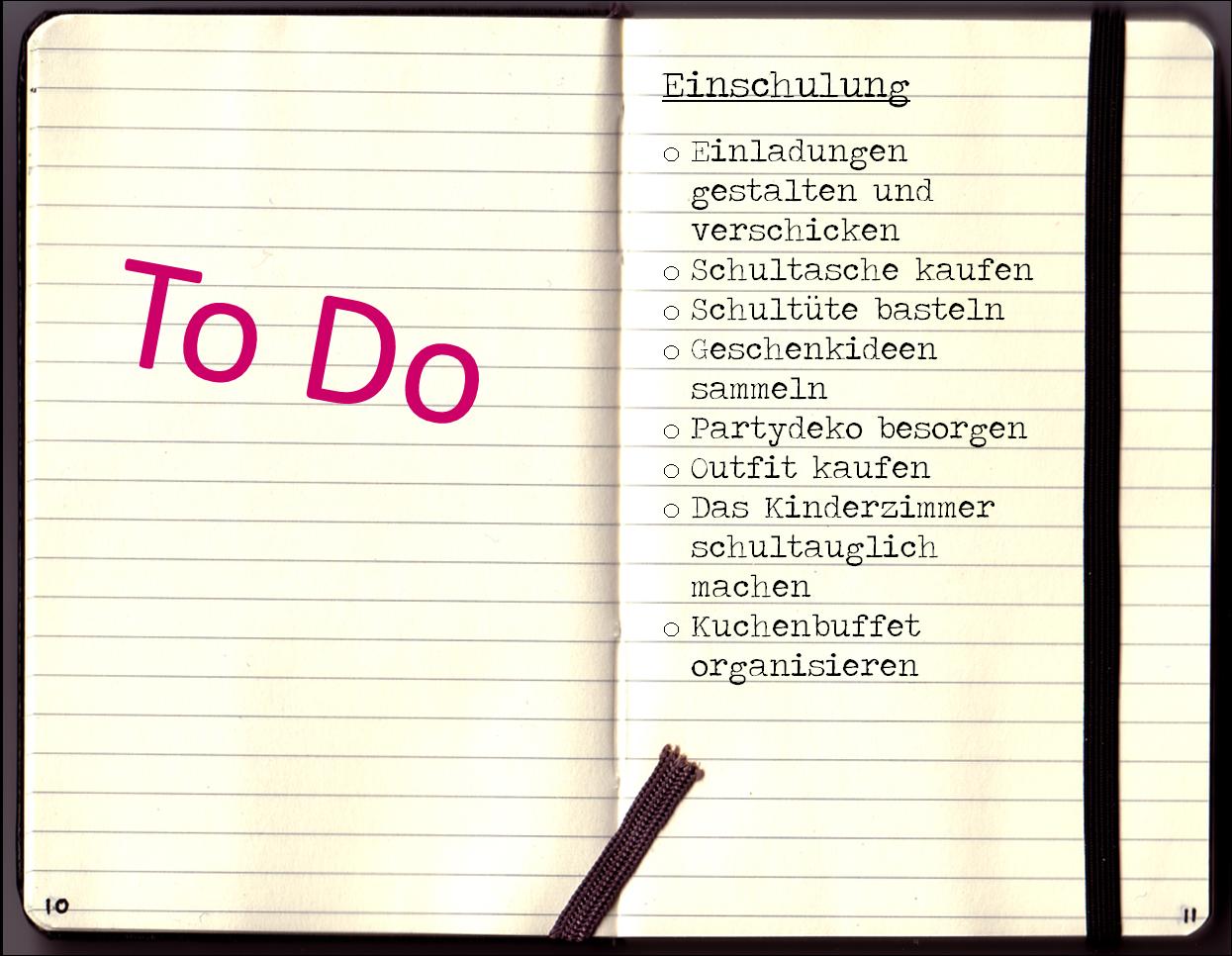 Elbekind: Punkt 42 auf der ToDo-Liste: Einladungen zur Einschulung ... - Schulanfang Einladungskarten
