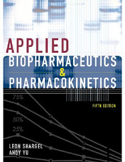 Applied Biopharmaceutics & Pharmacokinetics, 5th Edition Leon Shargel Free Download pdf ebook