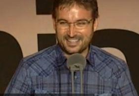 Jordi Évole, premio ATV 2012 mejor reportero y programa