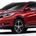 Ini Lah Spesifikasi Mobil Honda HR-V