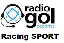 Racing Sport en Radio Gol