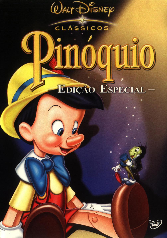 Pinóquio – Dublado (1940)