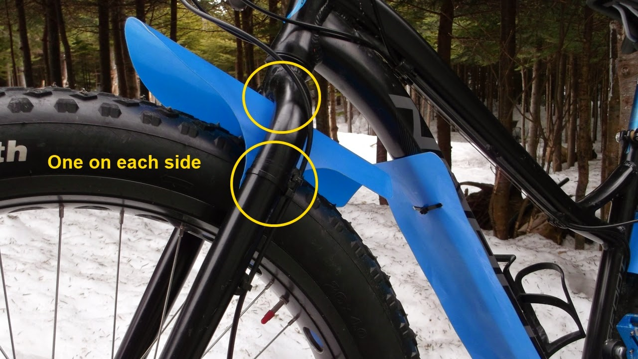 Best Mudguard Template Images Gallery >> Homemade Bike Mudguard Con ...