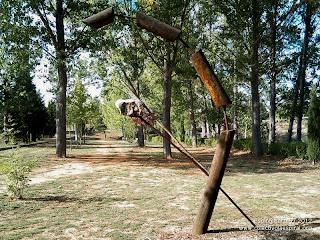 Parque de Esculturas Espiral, Requena-Utiel.