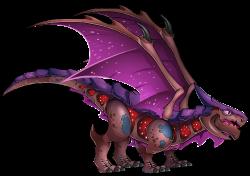 imagen del dragon rem de dragon city