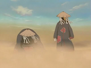 Deidara and Sasori were known for being artists. Deidara uses clay to model .