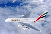 Emirates flagship A380 aircraft will soon be operating on the (air )