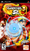 Review dan Download : Kumpulan Game Naruto (PSP)