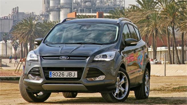 ford kuga 2 0 tdci titanium 180 hp 4x4 powershift car. Black Bedroom Furniture Sets. Home Design Ideas