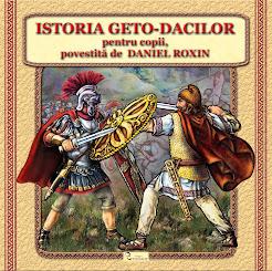 Istoria Geto-Dacilor pentru copii