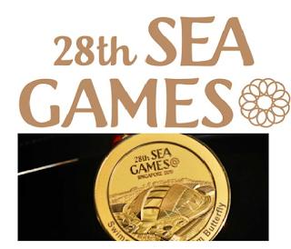 Pingat Emas Malaysia Sukan SEA 2015