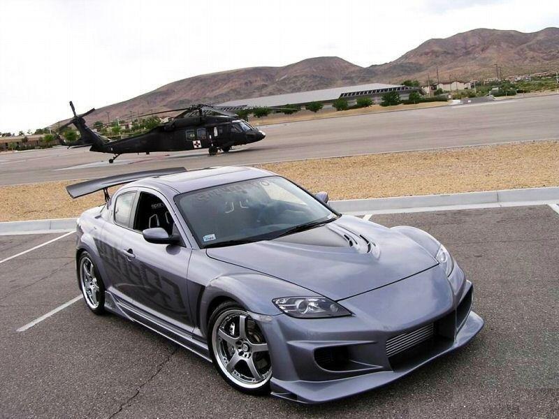 Rx Electric Car Conversion