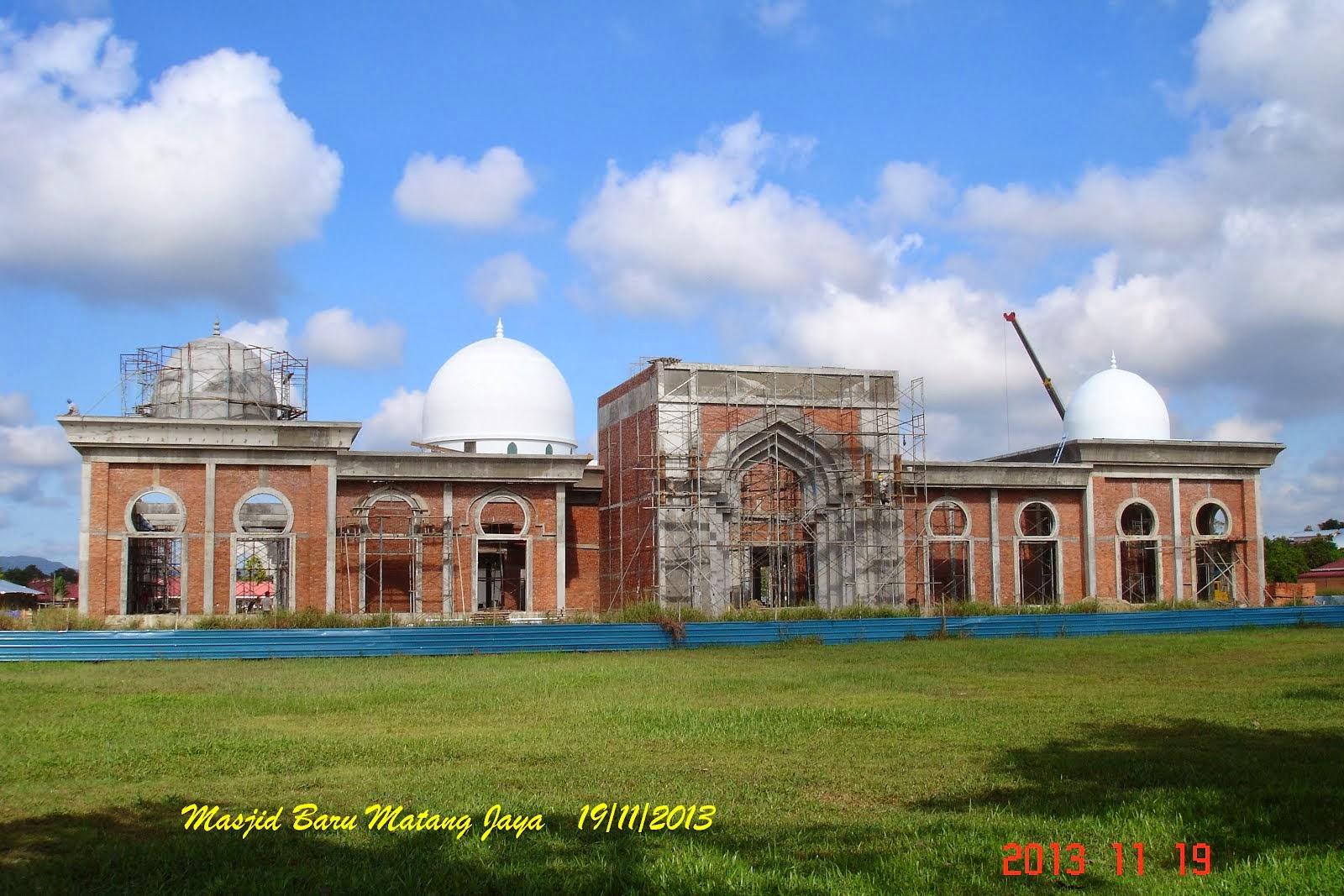 Masjid Matang Jaya Baru