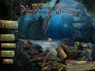 Written Legends: Nightmare at Sea [BETA]