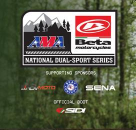 2016 AMA Dual Sport Series
