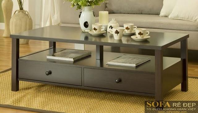 Bàn sofa gỗ BS025