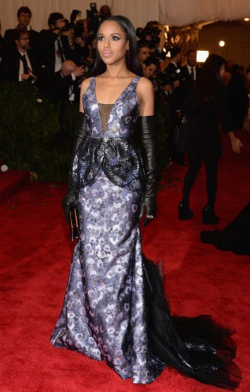 Kerry Washington Met Ball 2013