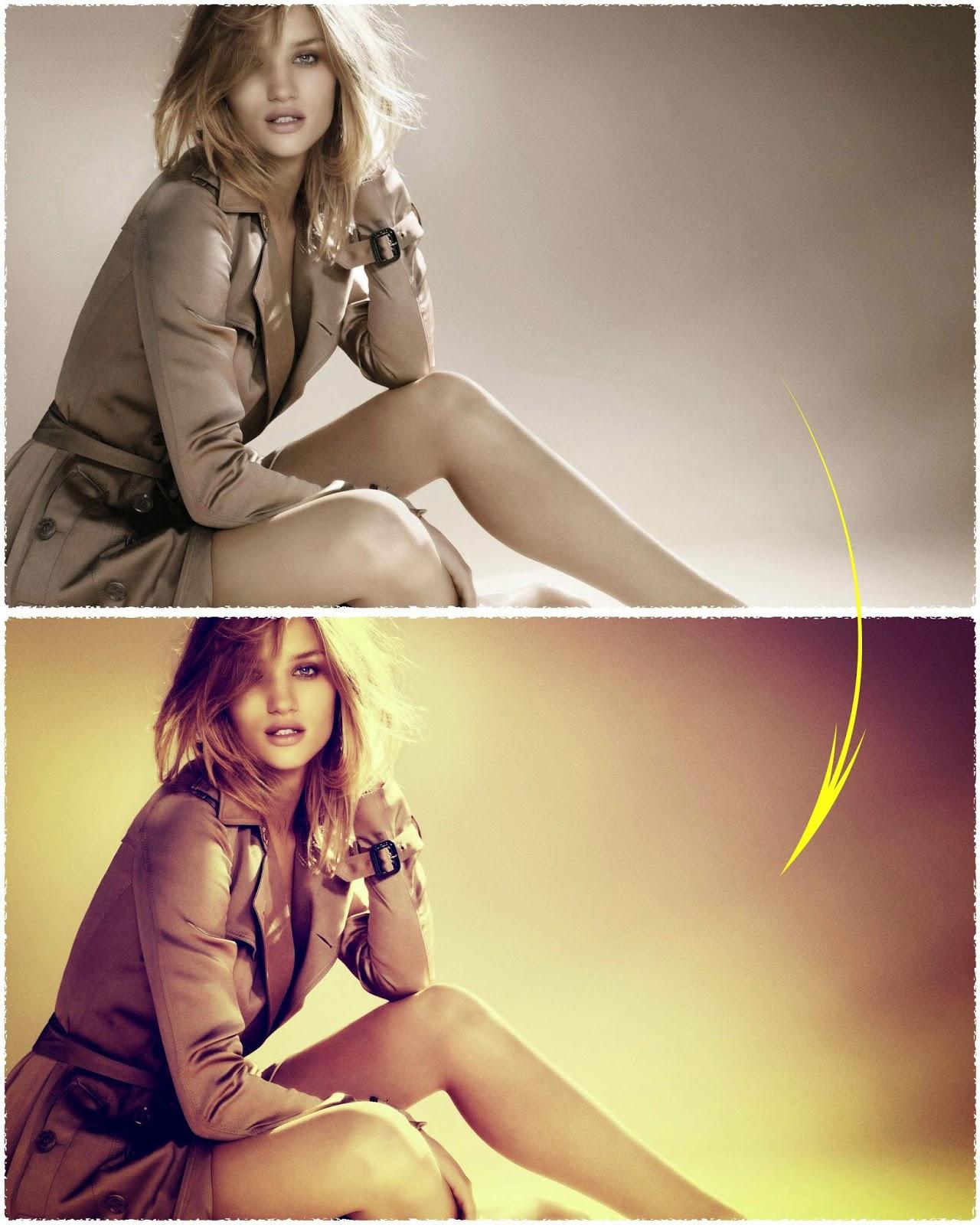 Tutorial Membuat Efek Vintage Dengan Photoshop