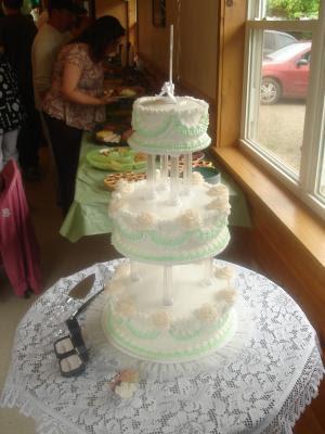 Walmart Wedding Cakes