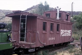 RGS caboose 0404