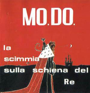 MO.DO. - La Scimmia Sulla Schiena Del Re (1980)