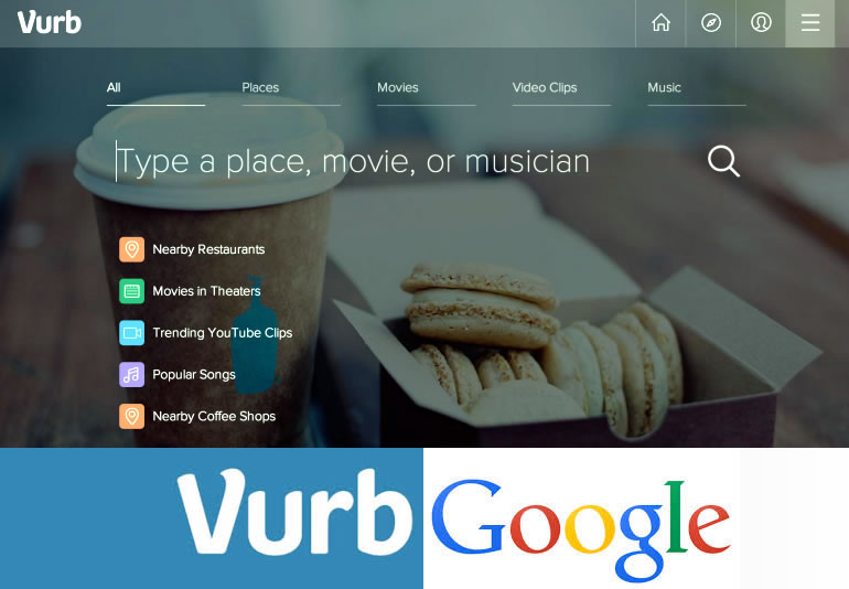 Vurb vs Google- Best Search Engine of Future