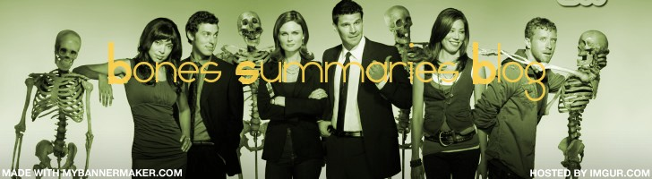 Bones Summaries Blog