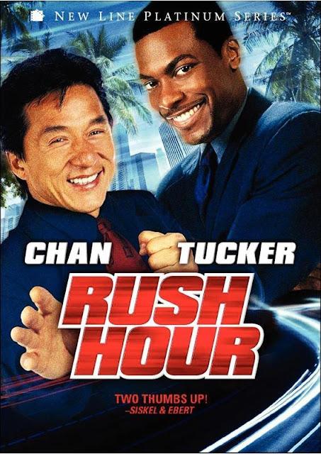 Rush Hour Trilogy (1998) คู่ใหญ่ฟัดเต็มสปีด 1