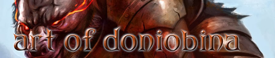 art of doniobina