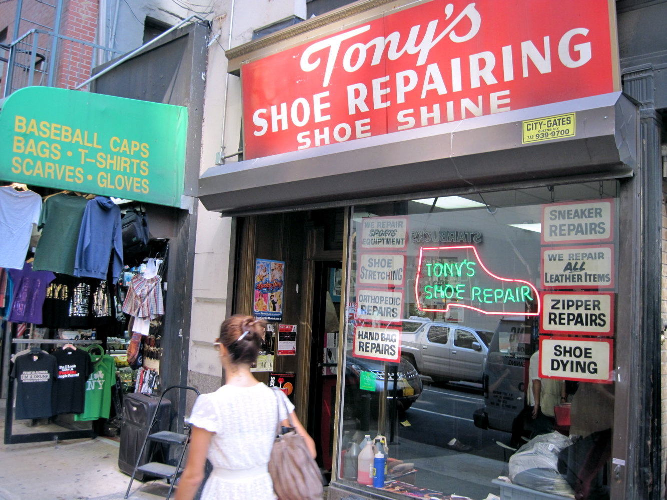 Nyc Shoe Repair Midtown