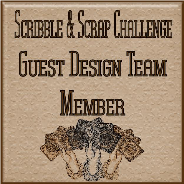 Guest Designer for Challenge #19