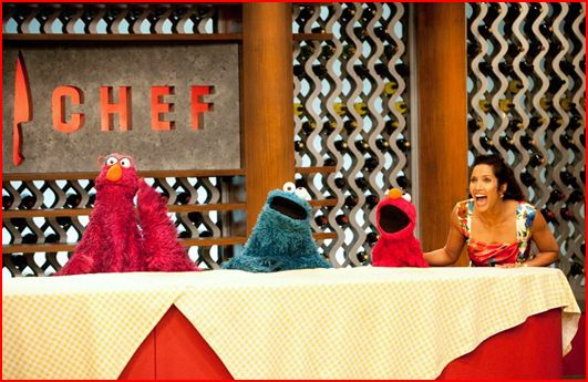 food network challenge sesame street. pleases the #39;Sesame Street#39;