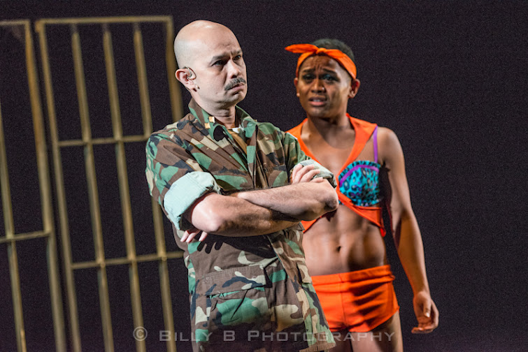 BWW Reviews: Less is More for NYMF's PRISON DANCER