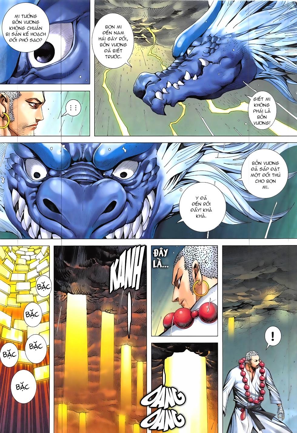 Tây Du chap 30 page 23 - IZTruyenTranh.com