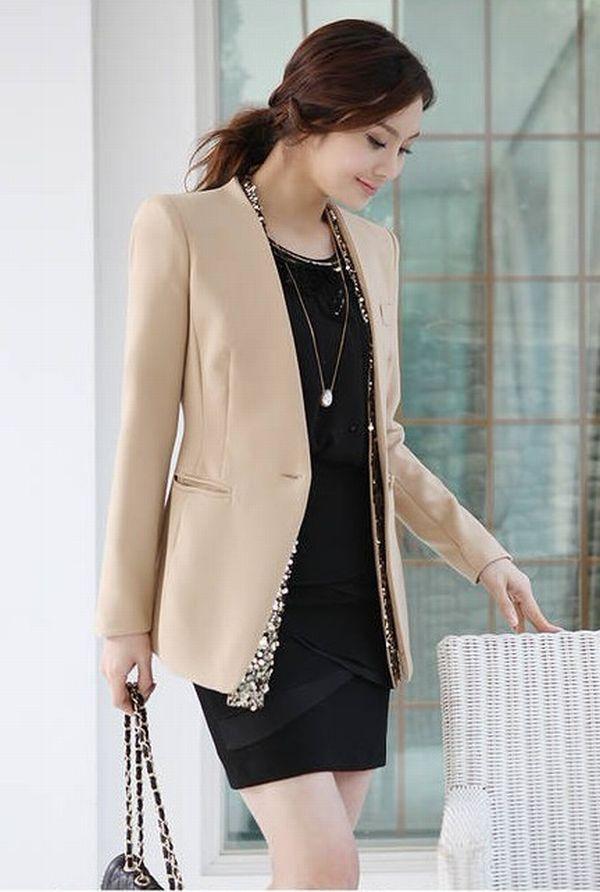 Model Blazer Kerja Wanita
