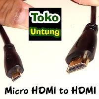 Kabel Micro HDMI
