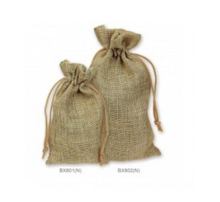 Natural Linen Pouches