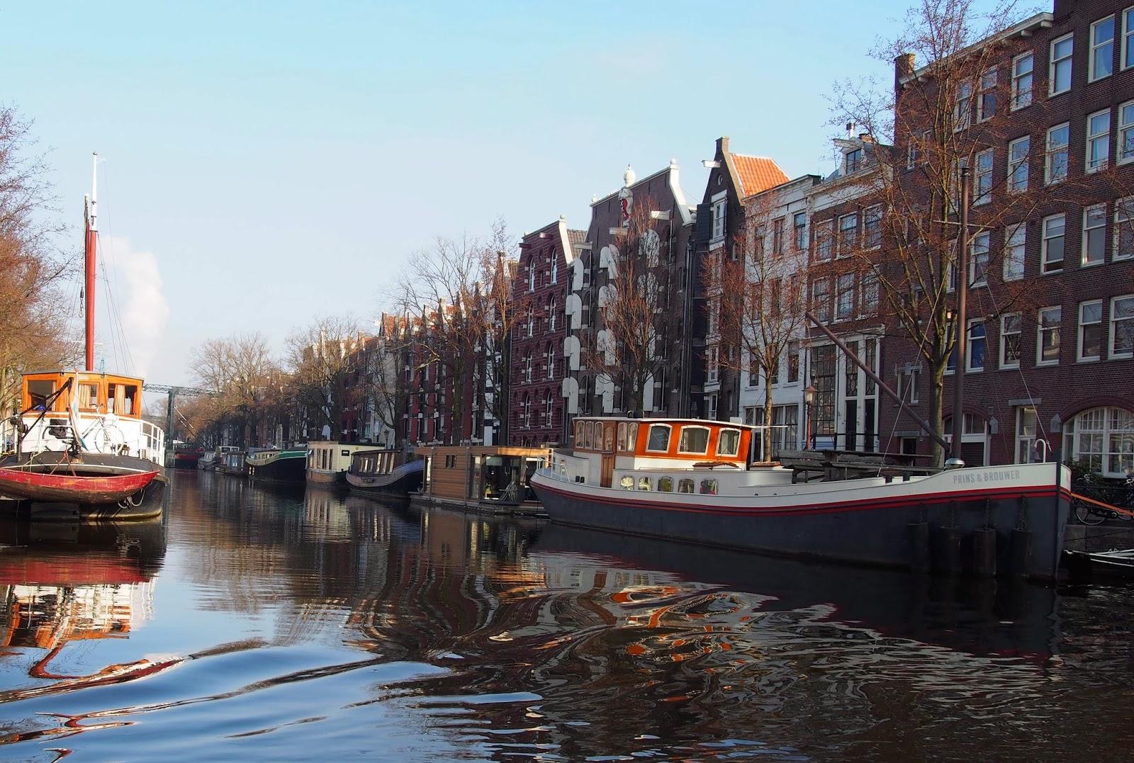 Amsterdam 2013  River Cruise