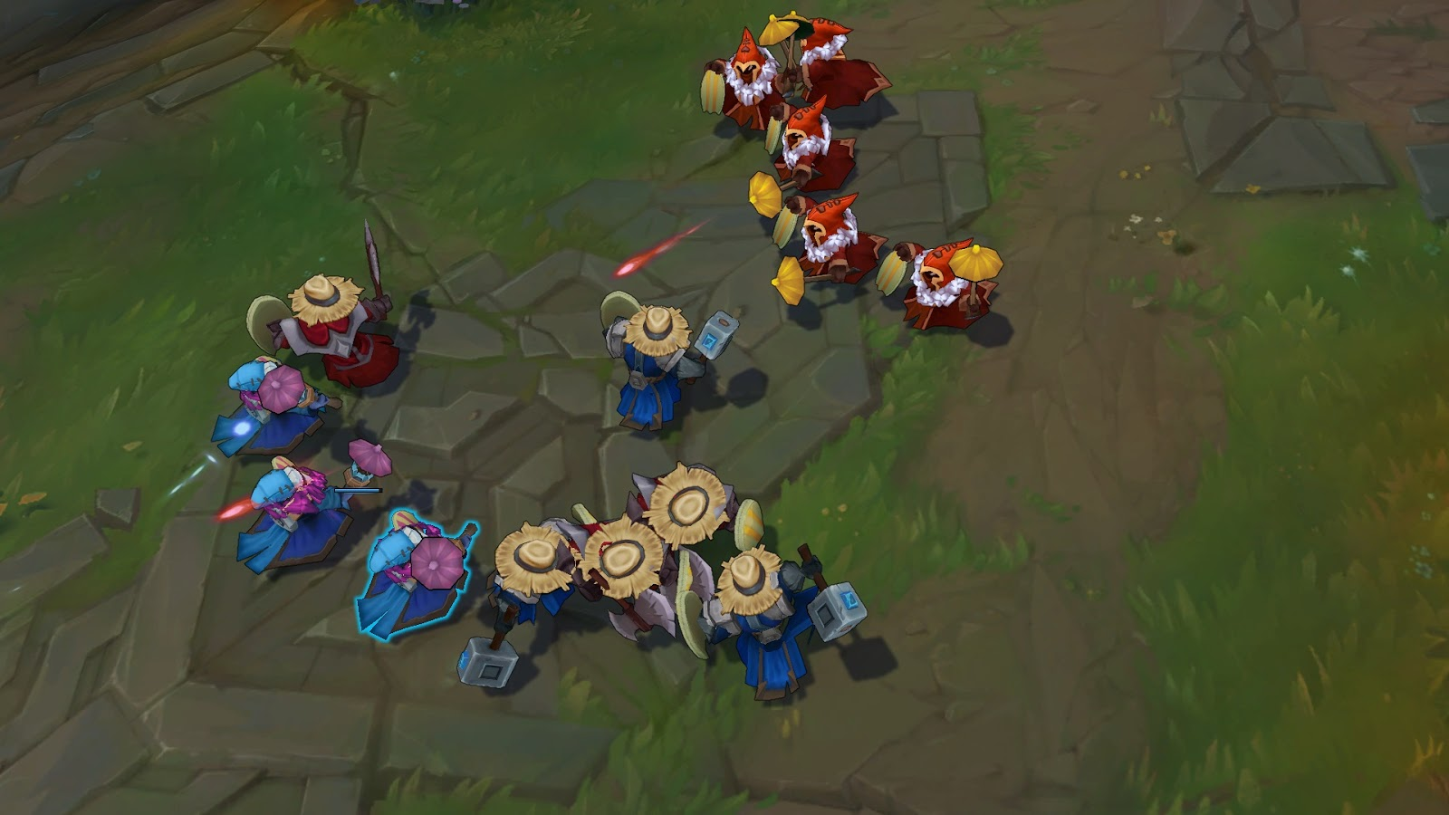 lol how to play on pbe