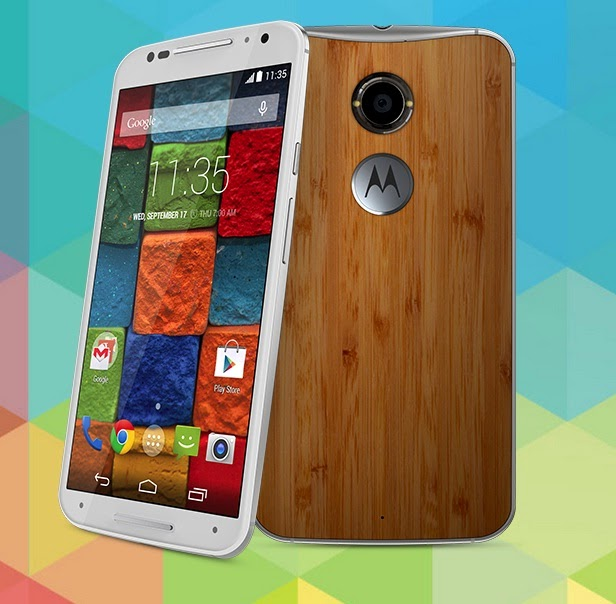Motorola Moto X (Gen 2)