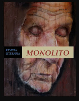 PARTICIPO EN REVISTA LITERARIA MONOLITO: De Juan Mireles, Mxico.