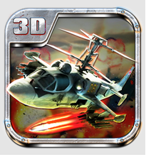 تحميل لعبة طائرات الأباتشي المقاتلة للأندرويد مجاناً Turbo Air Fighter ApacheAttack 1.5 APK