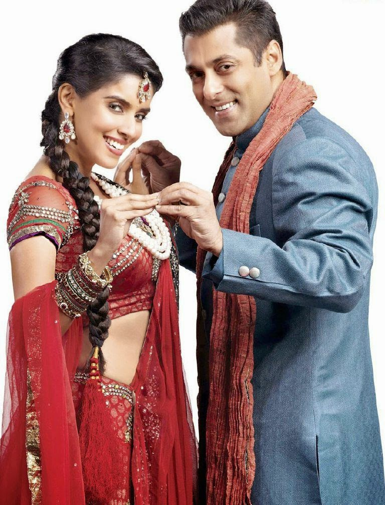 asin with salman khan ready movie