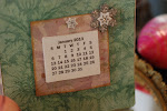 Free mini 2013 printable calendar