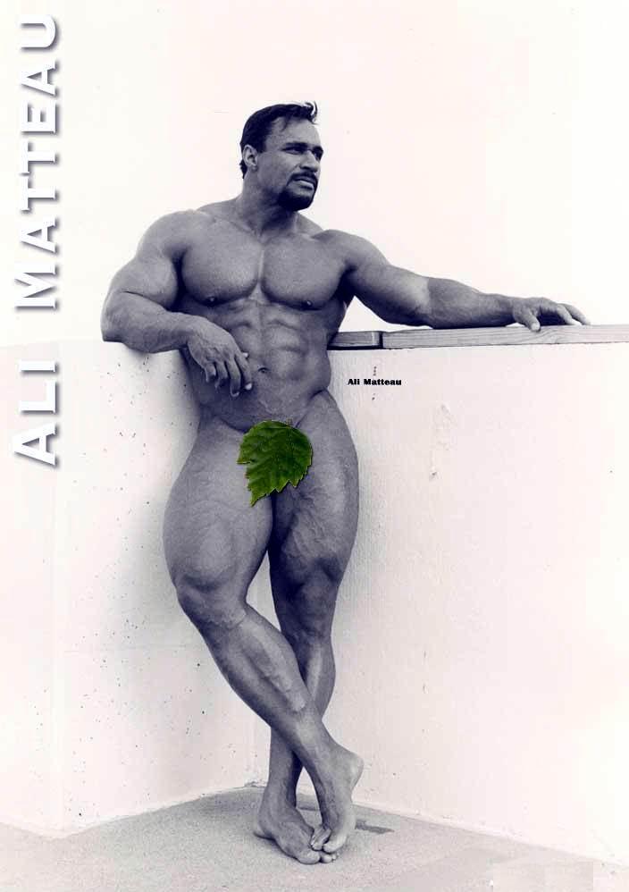 Ali Matteau Bodybuilder