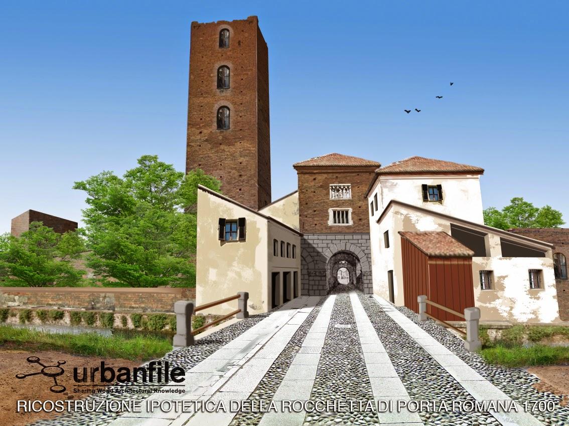 Urbanfile milano zona porta romana la scomparsa porta - Autoscuola porta romana milano ...