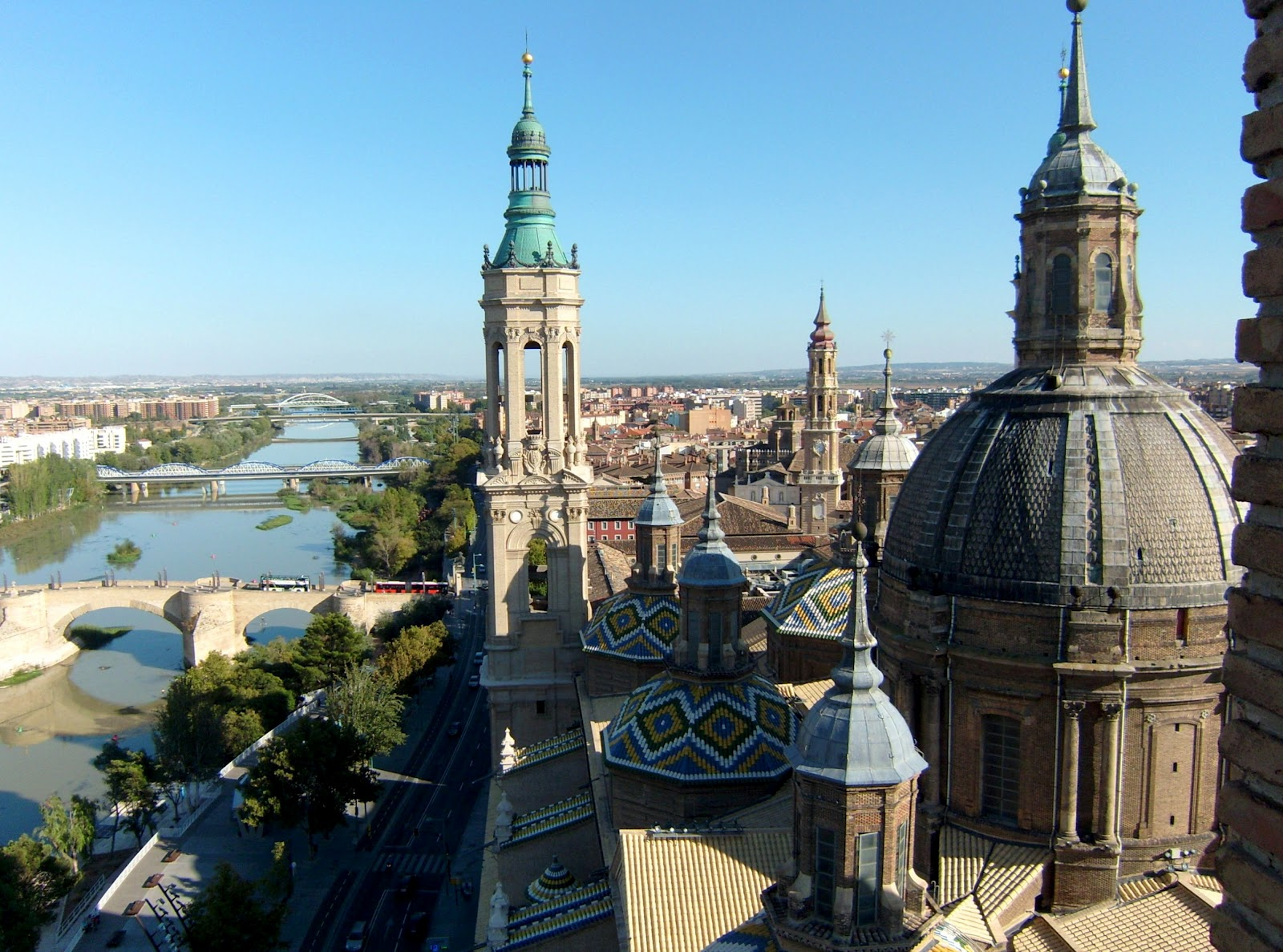 Zaragoza Spain  City new picture : ... Zaragoza Saragossa . A voyage to Zaragoza, Aragon, Spain, Europe