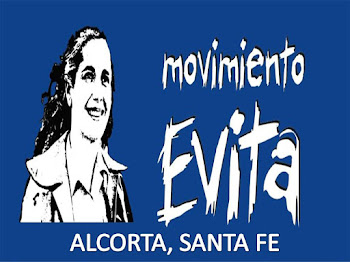 MOVIMIENTO EVITA, ALCORTA, SANTA FE